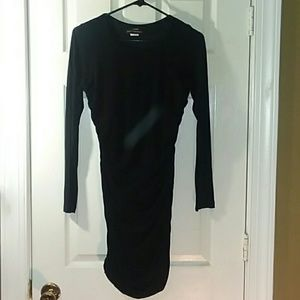 Body Central Rouched Body-Con Dress Size Medium